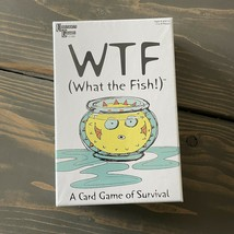 What The Fish Card Game : A Card Game Of Survival Complete - Sealed New! - $10.39