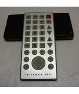 The Sharper Image F3356761, Oversized Universal Remote Control - $16.82