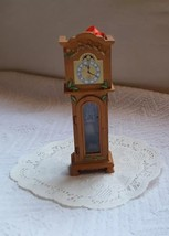 Hallmark 2001 Not Even a Mouse Twas the Night Before Christmas Clock Ornament - $14.89