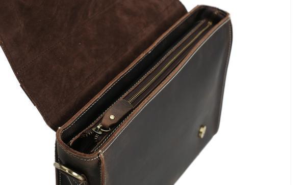 Sale, Vintage Handmade Leather Backpack, Men's Leather Backpack, Travel Backpack image 8