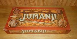 JUMANJI Family Board Game Complete Milton Bradley - $24.48