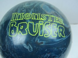 Brunswick Monster Bruiser Reactive Bowling Ball 12 lbs 10 oz  - $60.78