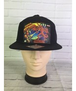 NES Super Nintendo Super Metroid Retro Style Logo Black Snapback Hat Cap Adult - $64.35