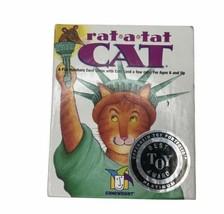 RAT-A-TAT CAT NUMBERS CARD GAME  - $9.90