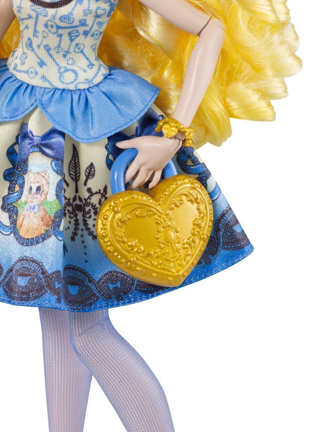Image 2 of Ever After High Blondie Lockes Fashion Doll, 6+, Mattel