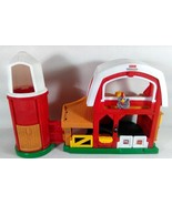 Vintage Fisher Price Barn and Silo Pretend Play Toy - $19.95
