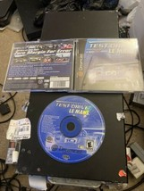 Test Drive Le Mans (Sega Dreamcast, 2000). Complete. Free Shipping. Racing - $14.01