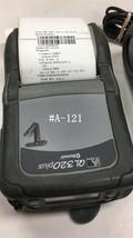 Zebra QL320 PLUS Bluetooth Mobile Printer Q3D-LUBA0000-00 ,Q3D , #A-121  - $148.50