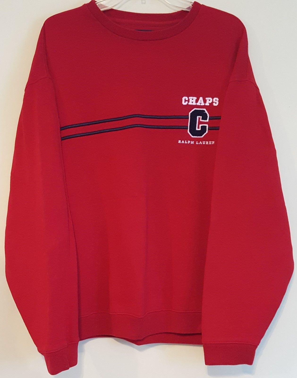 2b4df1785409a Crl Chaps Ralph Lauren WPL-125 Men s Red and 50 similar items. S l1600
