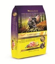 Zignature Turkey Dry Dog Food, 13.5-Pound