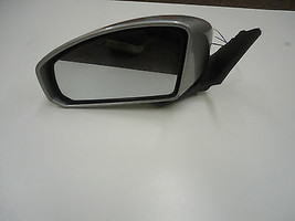 03-07 Infiniti G35 Coupe Driver Left Side View Mirror Damaged Oem - $73.50