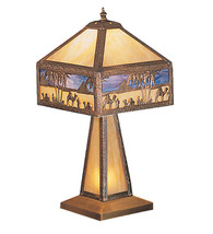 "19.5"" Wide Camel Mission Accent Lamp - $1,800.00"