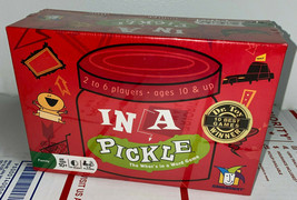 In A Pickle Game New Sealed 2004 The What's in a Word Game - $9.79