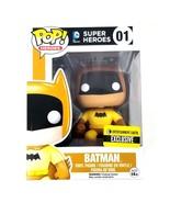 Funko Batman 75th Anniversary Yellow Rainbow Pop! Vinyl Figure EE Exclus... - $12.19