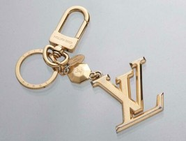Authentic Louis Vuitton LV Facettes Bag Charm & Key Holder gift - $268.17