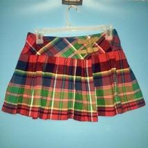 Little Girl's Ralph Lauren Skirt Sz 12 Gently Used - £10.70 GBP