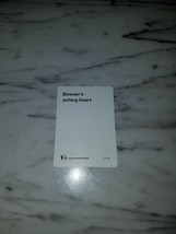 Cards Against Humanity Pax 2013 Promo 20/44 - $5.00