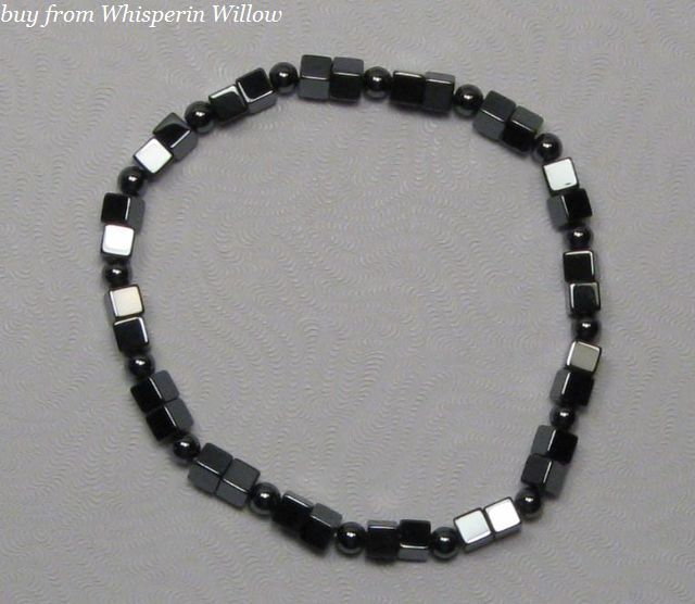 Primary image for Hematite Bracelet ( Bits and Pieces)