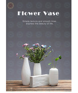 WR Porcelain Flower Vase Ideas for Decorating A Home Gift Ideas for GF - $15.39+
