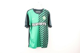 Nike Mens Medium Celtic FC Football Club Tennent's Striped Soccer Jersey... - $49.45