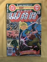 All Out War (1979) #5 VF Very Fine - $15.84