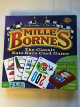 Mille Bornes Classic Auto Race Card Game Collector's Edition 1962/2011 H... - $9.88