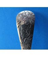 OAKLAND California Sterling Silver Souvenir Collector Spoon G Monogram G... - $74.99