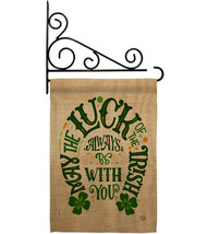 Luck Always With You - Impressions Decorative Metal Fansy Wall Bracket G... - $27.97