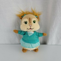 Ty Beanie Baby ELEANOR Alvin & the Chipmunks Squeakquel Plush Stuffed 20... - $44.54