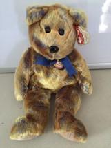TY Ty-dye Clubby III Teddy Bear Beanie Buddies 2000 Stuffed plush - $6.23