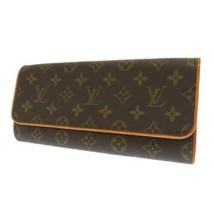 LOUIS VUITTON Pochette Twin GM Monogram Canvas M51852 LV Shoulder Bag Fr... - $549.85