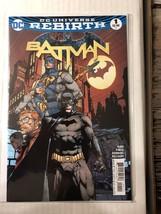 Batman #1 First Print Rebirth - $12.00