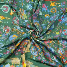 Auth Hermes Scarf FANTAISIES INDIENNES 90cm Silk Foulard DUBIGEON - $349.95