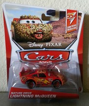 Disney Pixar CARS Nature Drive LIGHTNING McQUEEN diecast 5/6 - $6.00