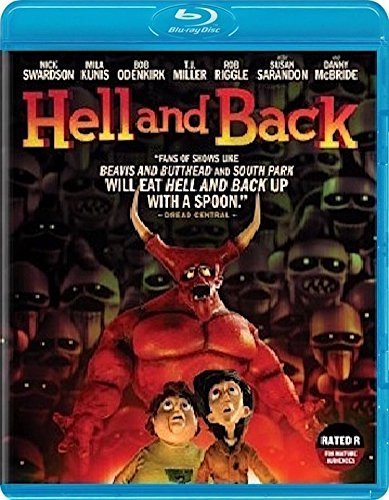 Hell and Back [Blu-ray]