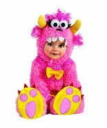 Rubies Pinky Winky Infant Monster Cute Baby Toddler Halloween Costume 88... - $24.47