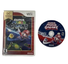 Super Mario Galaxy (Nintendo Wii, 2007) - Tested - No Manual - Fast Shipping - $14.85