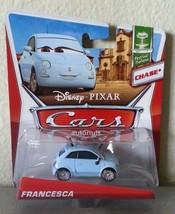 Disney Pixar CARS FRANCESCA diecast CHASE 6/10 Festival Italiano - $6.00