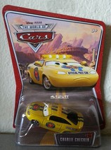 Disney Pixar World of CARS CHARLIE CHECKER diecast 65 WOC Pace Car - $7.00