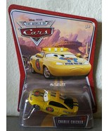 Disney Pixar World of CARS CHARLIE CHECKER diecast 65 WOC Pace Car - $6.00