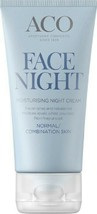 ACO Face Moisturizing Night Cream for Normal and Combined skin 50 ml/1.70 oz  - $18.20