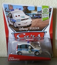 Disney Pixar CARS ALEX CARVILL diecast toy 17/17 WGP 2013 - $6.00