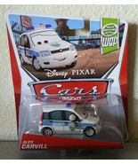 Disney Pixar CARS ALEX CARVILL diecast toy 17/17 WGP 2013 - $6.00