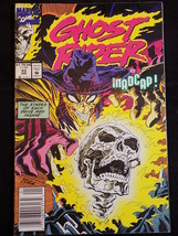 Marvel Comics Ghost Rider Vol. 2 #33 January 1993 What Does It Matter w/ Madcap - $2.96