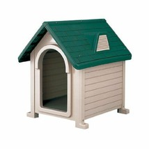 Richell DX-490 Dark Green Pet House FREE shipping Worldwide - $196.21