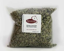 Lavanta Coffee Green Ethiopia Yirgacheffe Two Pound Package - $32.67