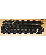HO Train Tracks  -  (Pack of 20 Straight Tracks) - $15.00
