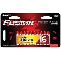 Rayovac 824 Fusion LONG-LASTING Alkaline Batteries (Aaa, 16 Pk) - $29.50