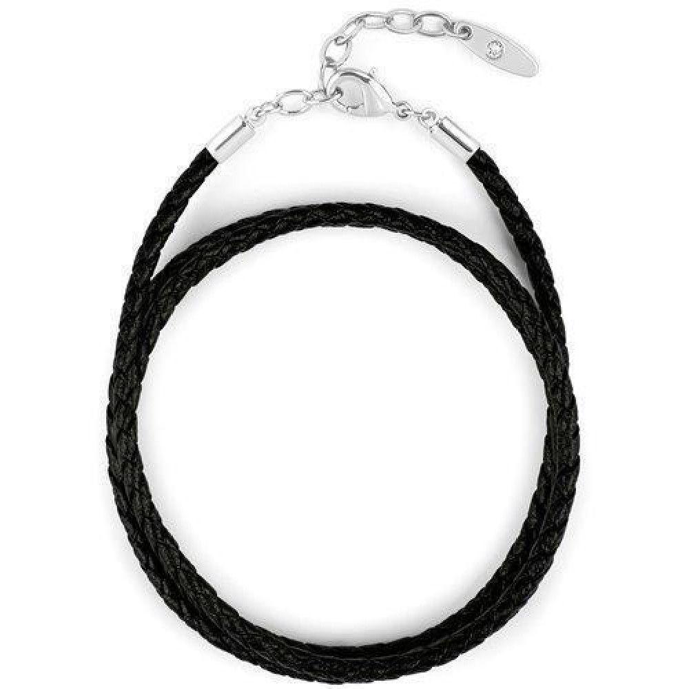Swarovski Leather Bracelets Charm BeCharmed Crystal Jewelry Making NEW * U Pick image 9