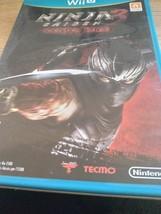 Nintendo Wii U Ninja Gaiden 3: Razor's Edge image 1
